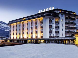 Cortina d'Ampezzo im Hotel Alaska Cortina