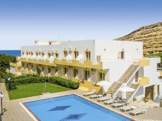Urlaub Matala im Hotel Zafiria