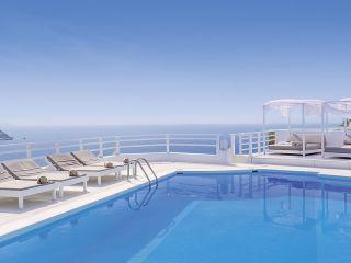 Kalo Livadi im Pietra e Mare Beach Hotel