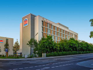 München im Star Inn Hotel Premium München Domagkstrasse, by Quality