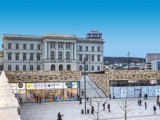 Wuppertal im Holiday Inn Express Wuppertal Hauptbahnhof