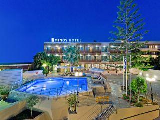 Rethymno im Minos Hotel