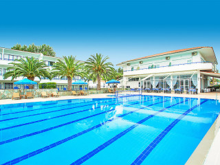 Urlaub Pefkochori im Xenios Port Marina Hotel