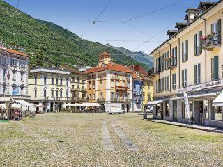 Locarno im Hotel Dell'Angelo