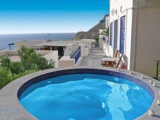 Urlaub Kamari im Aegean View