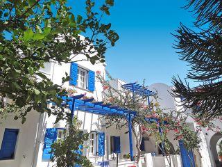 Urlaub Kamari im Levante Beach Hotel