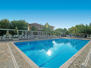 Urlaub Platamonas im Hotel San Panteleimon