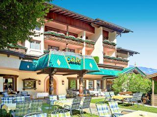Urlaub Mayrhofen im Hotel Alpenhof Kristall