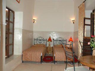 Marrakesch im Riad Yamsara