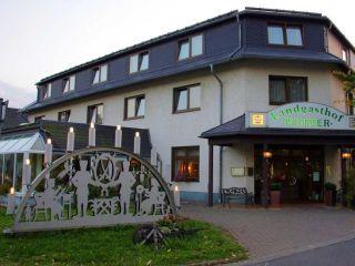 Großrückerswalde im GreenLine Landgasthof Wemmer