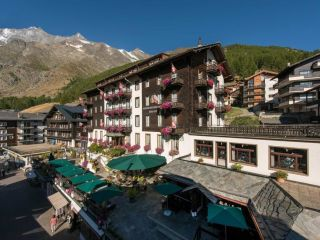 Saas-Fee im Sunstar Boutique Hotel Beau-Site Saas-Fee