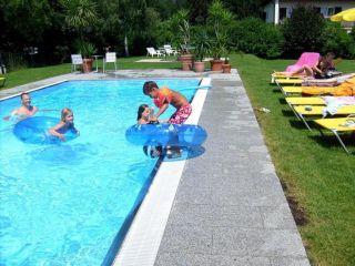 Urlaub Velden am Wörther See im Familienhotel Villa Flora