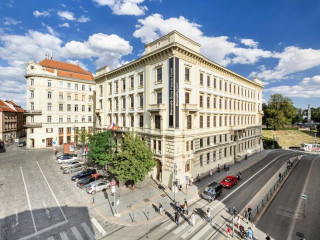 Brünn im Barceló Brno Palace