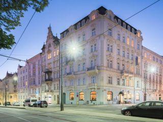 Urlaub Prag im Best Western City Hotel Moran