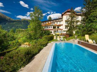 Bad Gastein im Hotel Alpenblick