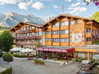 Urlaub Maria Alm am Steinernen Meer im Alpenland Sporthotel