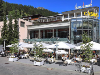 Urlaub Davos Platz im Hotel Europe