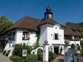 Pörtschach am Wörther See im Schloss Leonstain