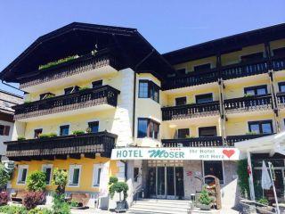 Urlaub Weissensee im Hotel Moser