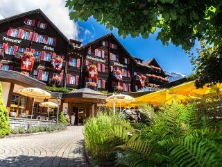 Grindelwald im Romantik Hotel Schweizerhof