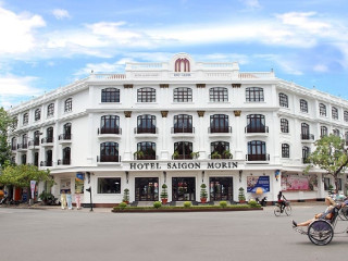 Urlaub Hue im Hotel Saigon Morin
