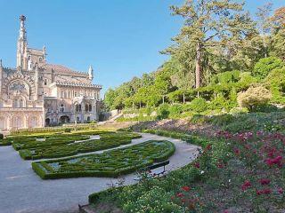 Urlaub Buçaco im Bussaco Palace