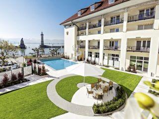 Lindau (Bodensee) im Hotel Reutemann – Seegarten