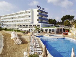 Ibiza-Stadt im Hotel Argos