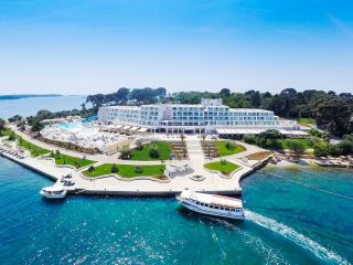 Urlaub Porec im Valamar Collection Isabella Island Resort