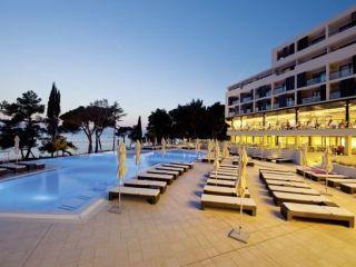 Porec im Hotel Parentium Plava Laguna