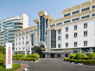 Dubai im Mövenpick Hotel & Apartments Bur Dubai