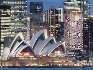 Sydney im Shangri-La Sydney