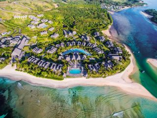 Natadola Beach im Intercontinental Fiji Golf Resort & Spa