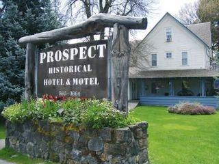 Urlaub Prospect im Prospect Historic