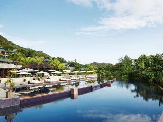 Insel Praslin im Raffles Seychelles