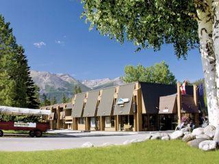 Jasper im Marmot Lodge