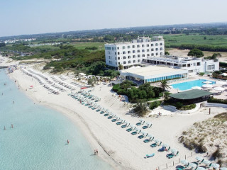 Urlaub Gallipoli im Grand Hotel Costa Brada