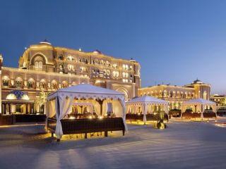 Abu Dhabi im Emirates Palace Abu Dhabi