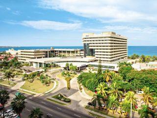 Havanna im Meliá Habana