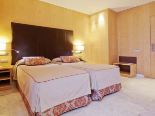 Barcelona im Hotel Medinaceli