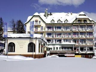 Urlaub Davos Dorf im Hotel Montana