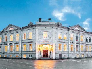 Urlaub Tallinn im von Stackelberg Hotel by Unique Hotels