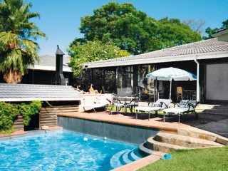 Urlaub Windhoek im Hotel Pension Palmquell