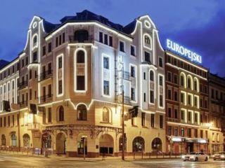 Urlaub Breslau im Hotel Europejski