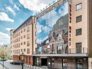 Breslau im Qubus Hotel Wroclaw