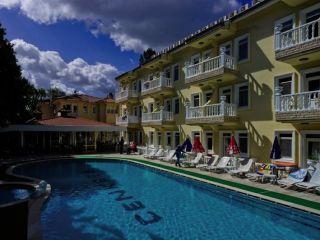 Fethiye im Cenk Bey Hotel
