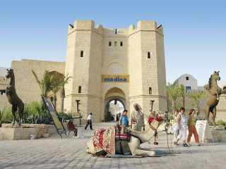 Urlaub Yasmine Hammamet im Medina Diar Lemdina