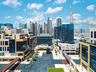 Dubai im DoubleTree by Hilton Dubai - Business Bay