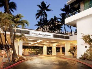 Urlaub Honolulu im Sheraton Princess Kaiulani