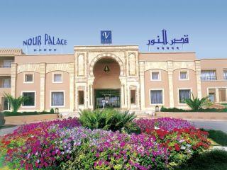 Urlaub Mahdia im Nour Palace Resort & Thalasso